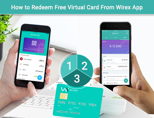 share - Visa Debit Card App