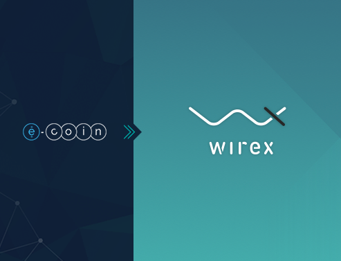 E-Coin Is Rebranding as Wirex