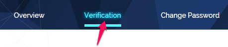 Wirex verification