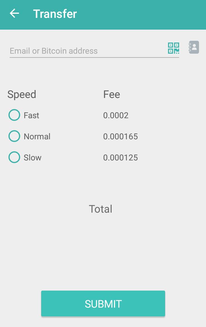 bitcoin money transfer