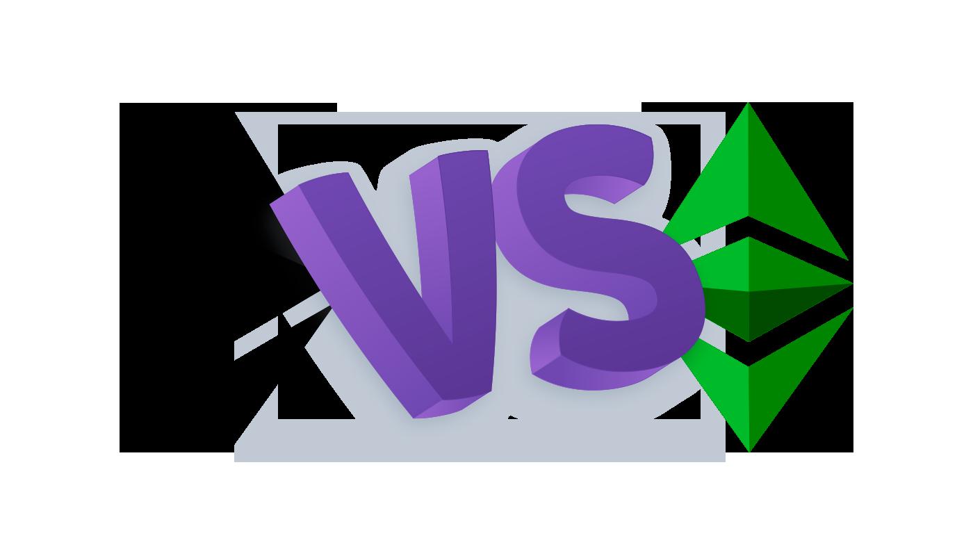 Ethereum vs. Ethereum classic