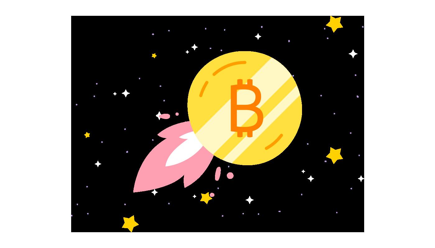 bitcoin blast off