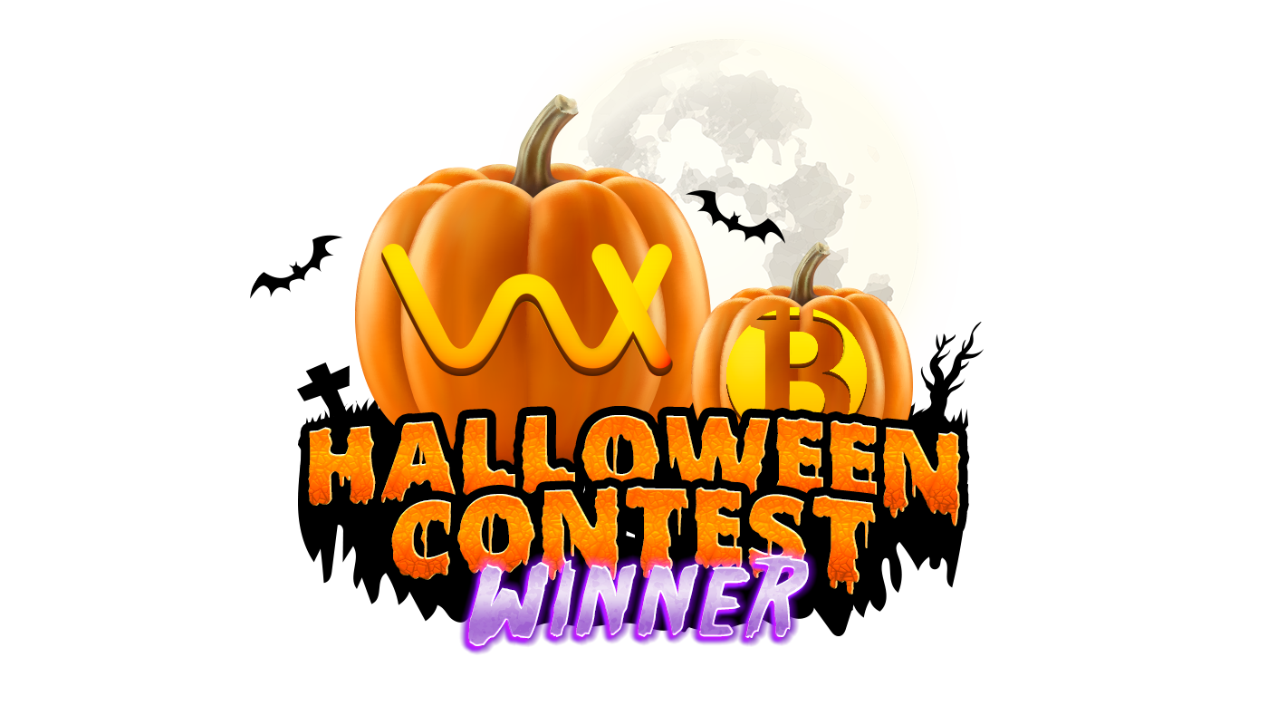 Wirex Halloween Contest winners