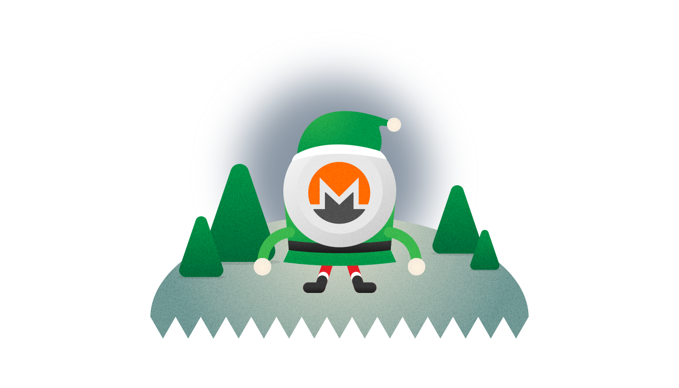 Monero (XMR) 12 days of christmas Wirex