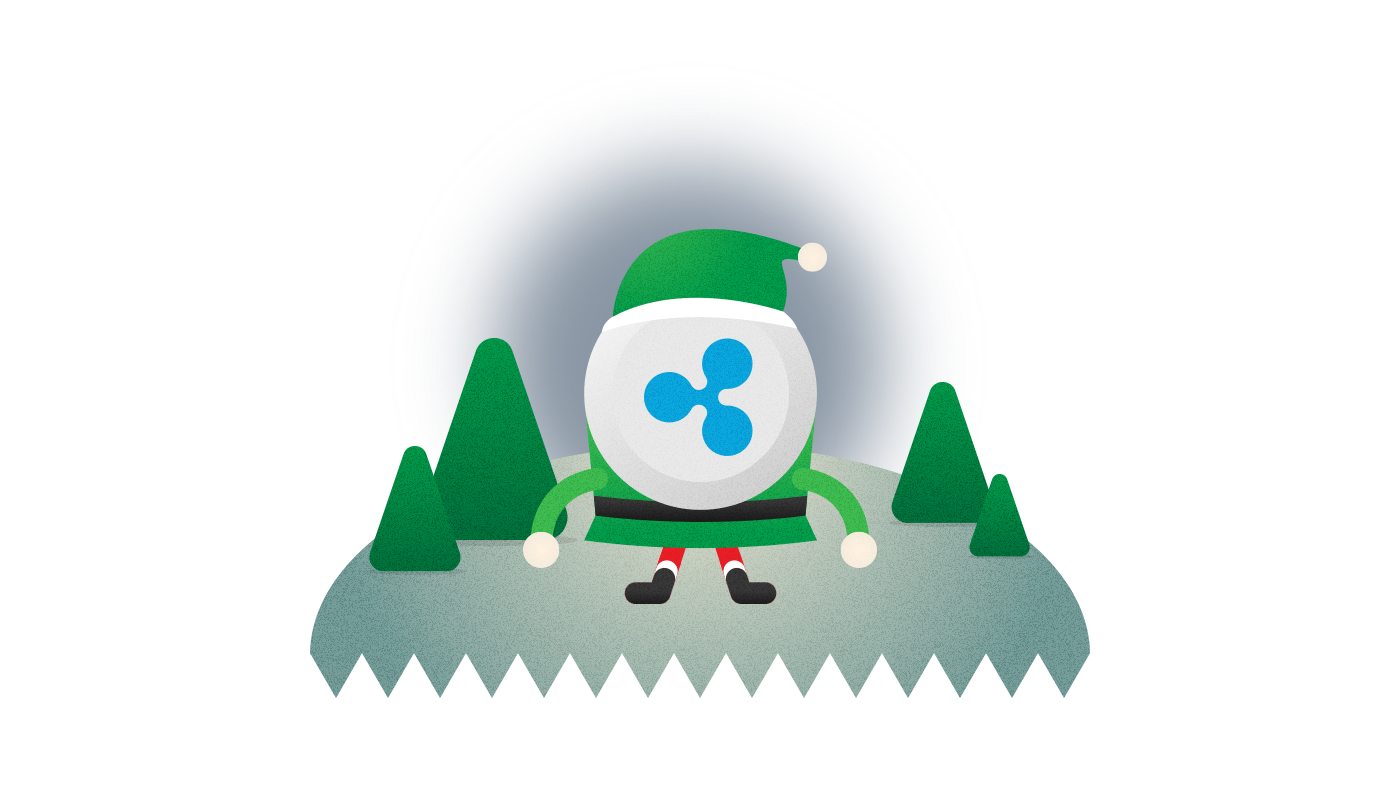 ripple(XRP) wirex 12 days of christmas