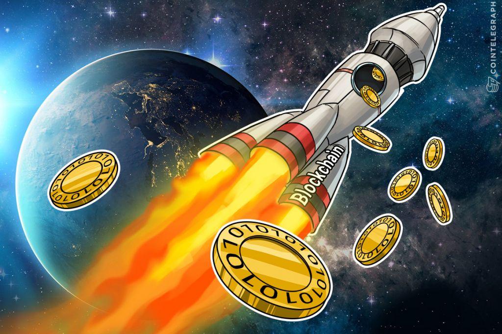 Bitcoin rocket