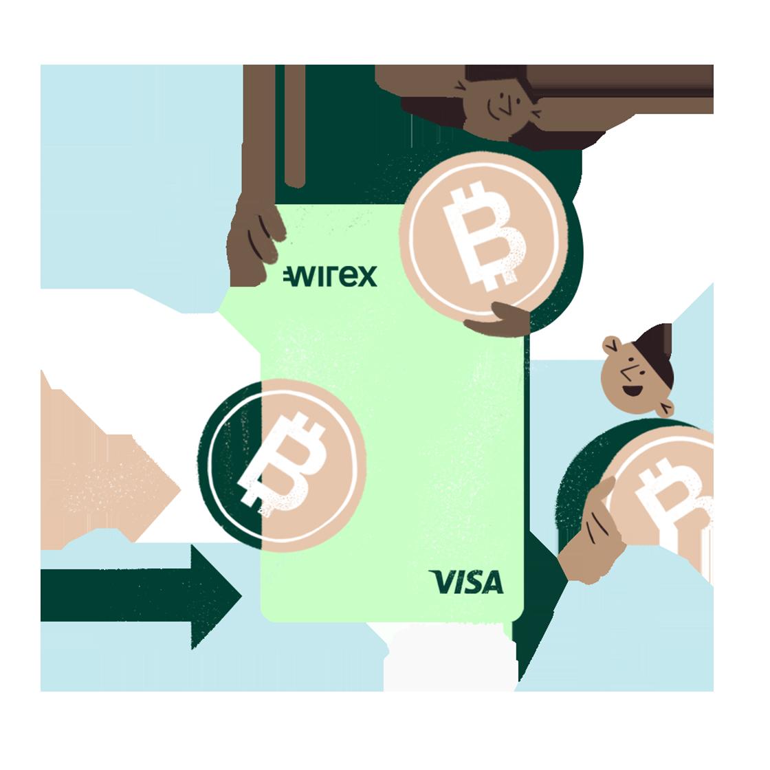Earn BTC Rewards with CryptoBack™ & Refer-A-Friend | Wirex