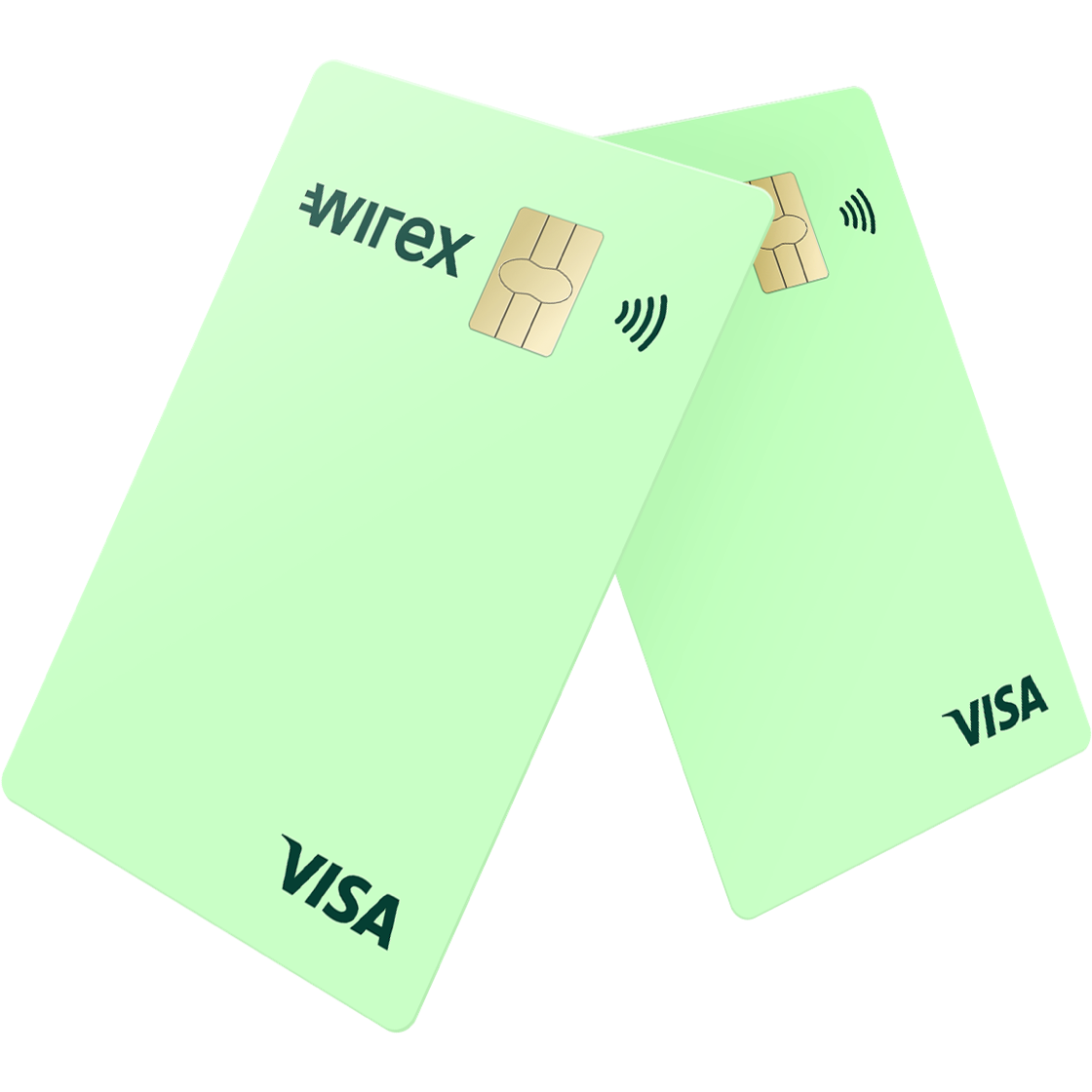 Crypto & Fiat Multi-Currency Wirex Visa Card | Wirex