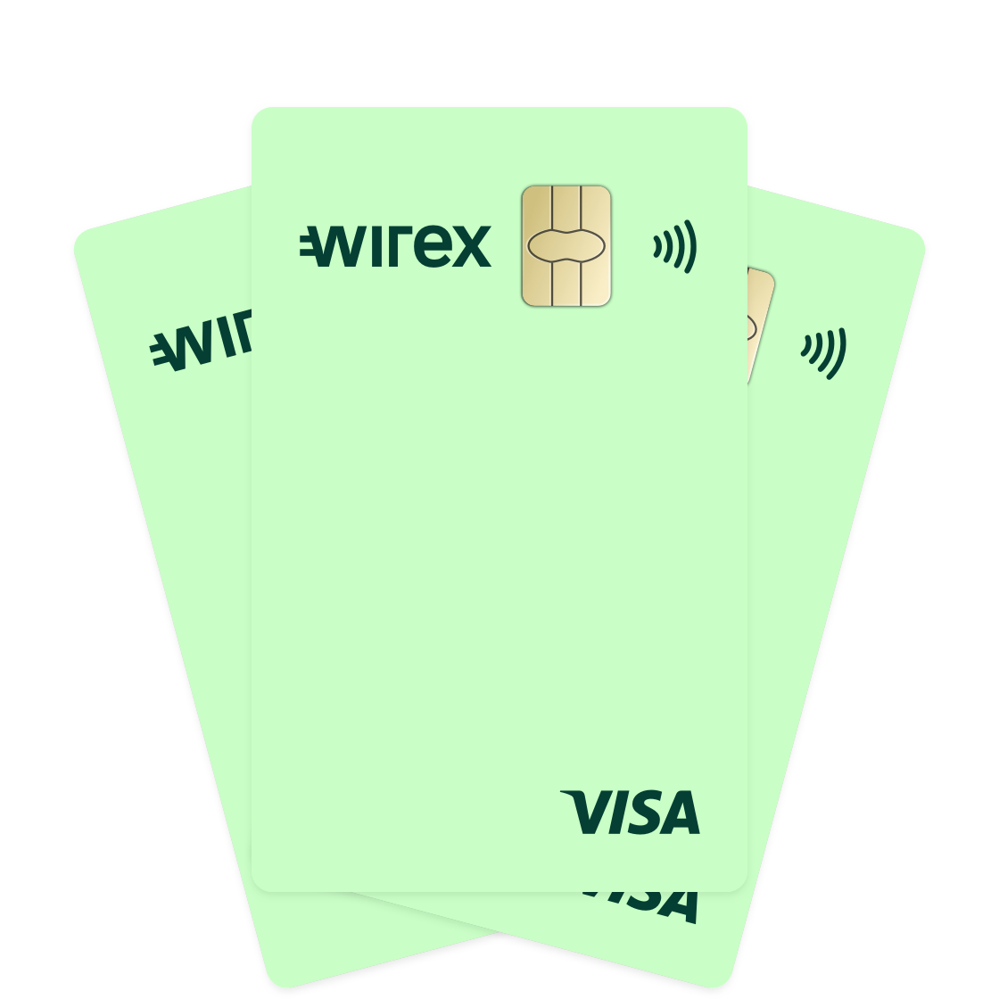 Wirex Karte.Crypto Fiat Multi Currency Wirex Visa Card Wirex