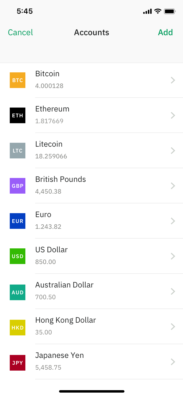 Crypto Traditional Currency Transfers Exchanges