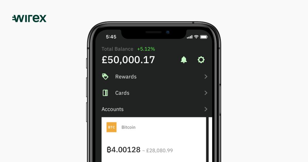 wirex bitcoin)