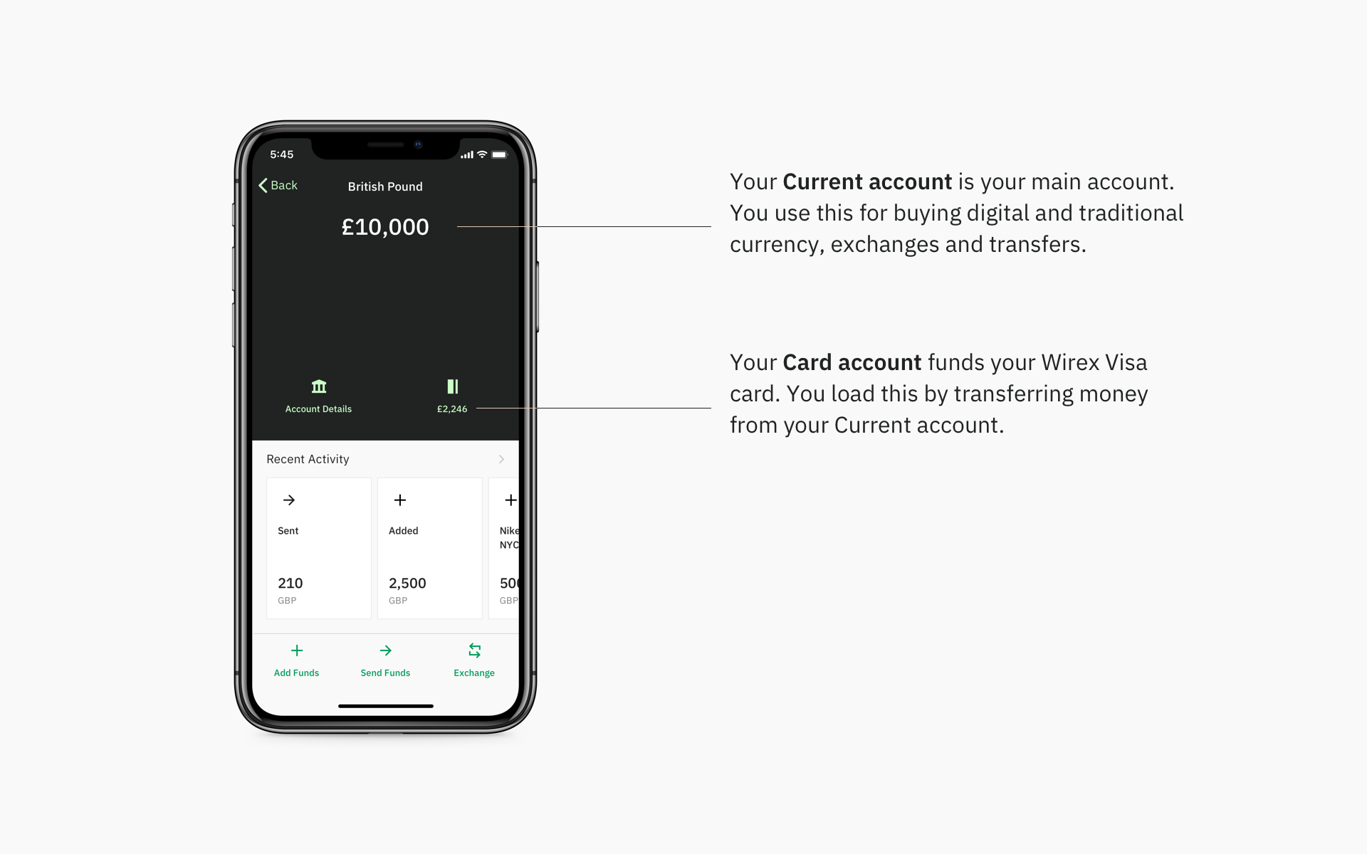 How Can I Top Up My Wirex Account
