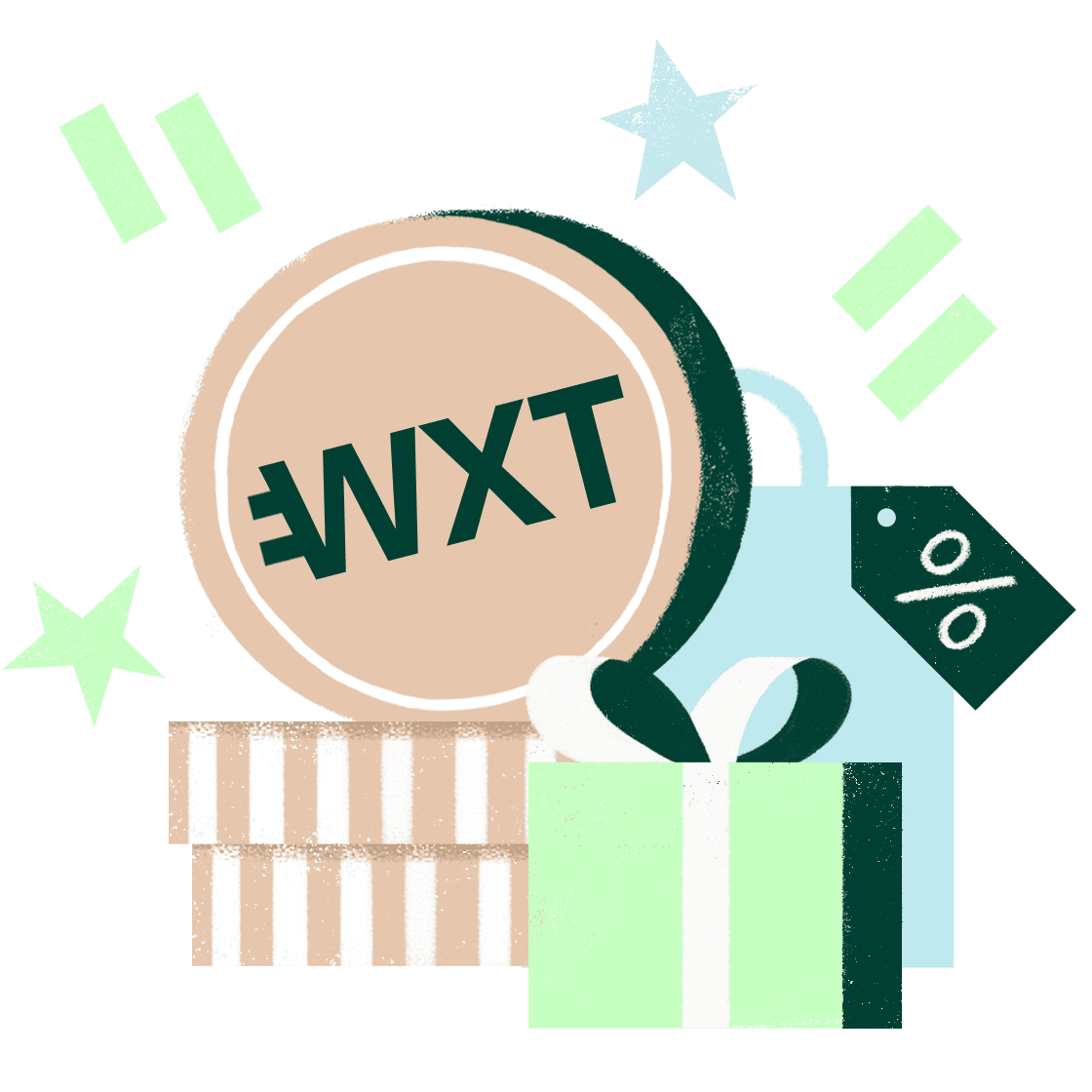 WXT Cryptocurrency Token - Wirex