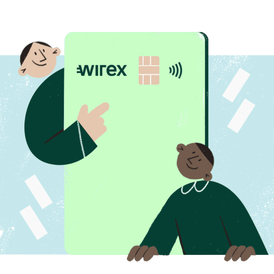 wirex visa card