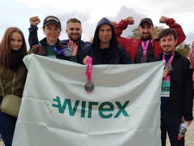 Wirex life. 10th Wizz Air Kyiv City Marathon 2019