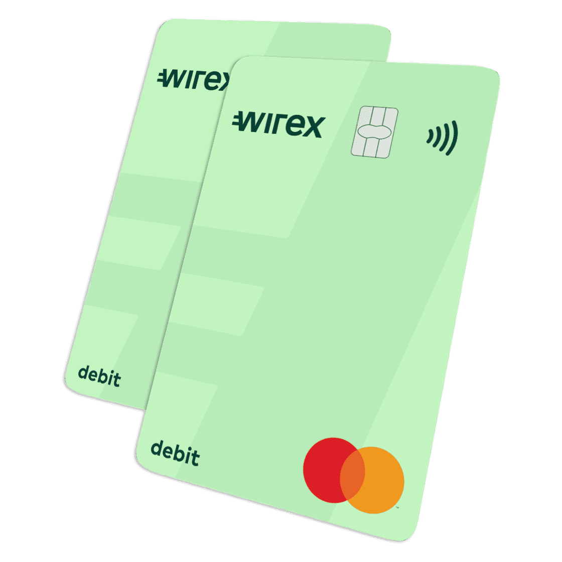 Your revolutionary new Wirex card