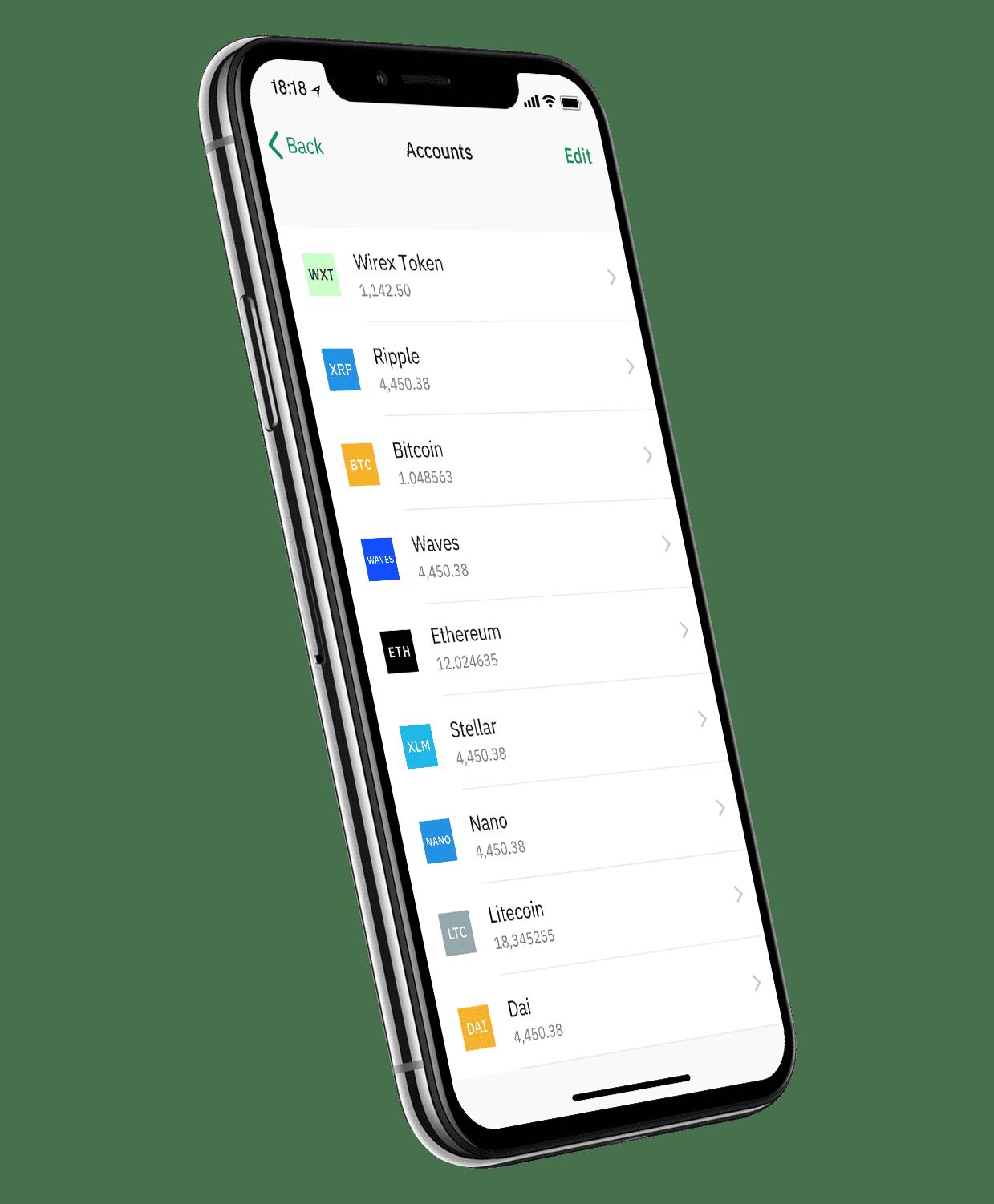 Cryptocurrencies | Wirex
