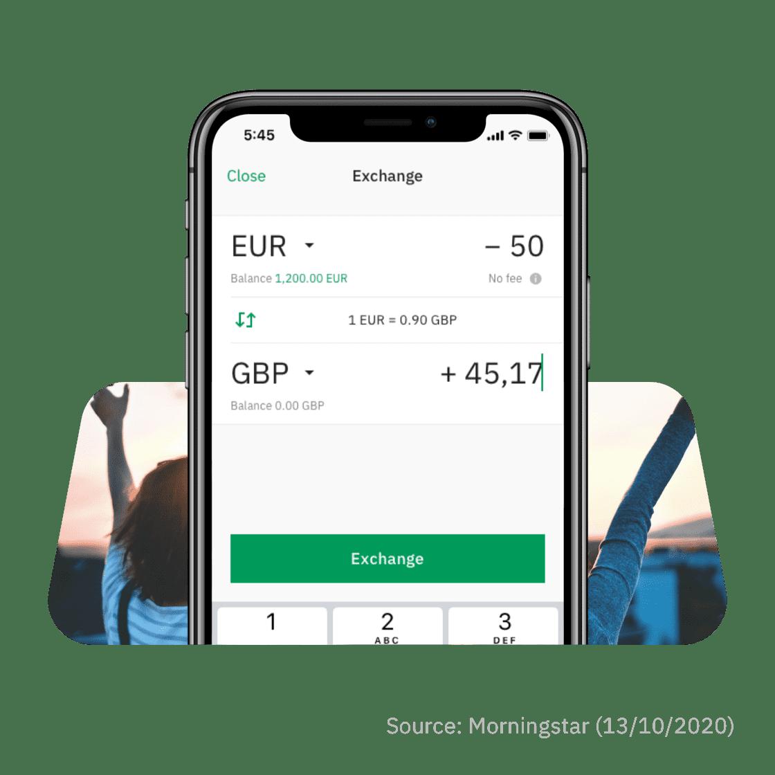 Superior rates | Wirex