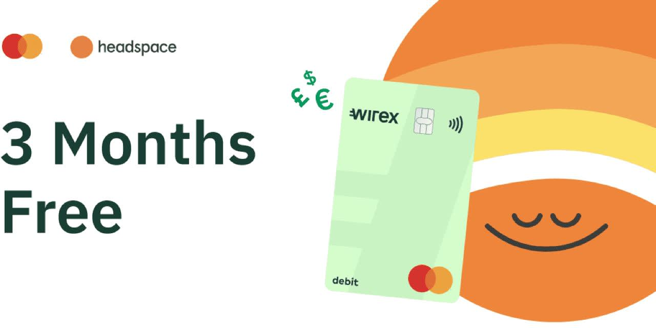 Headspace: 3 months free