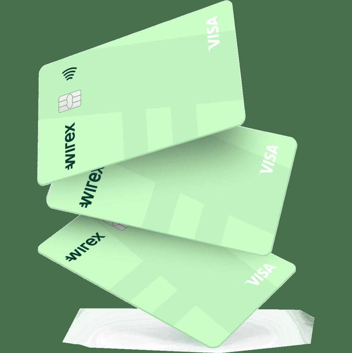 Your next-gen Wirex card